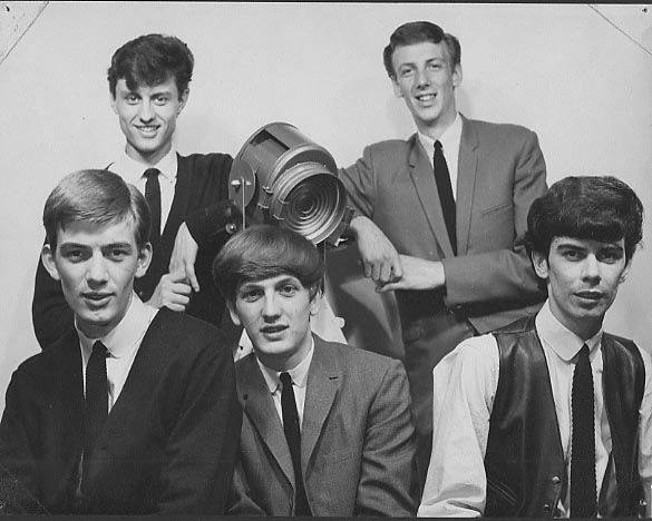 Another studio shot from June 1965