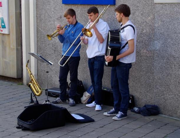 The Trio of Improvisers